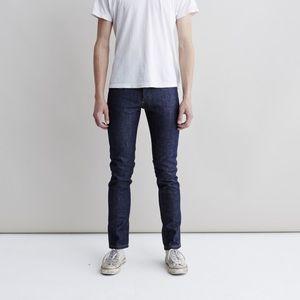A. P. C. Petit Standard Skinny Japanese Jeans APC